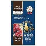 日本産 猫用おやつ ねこぴゅーれ 健康維持ケア PureValue5 かつお 20本入 (4本×5袋)