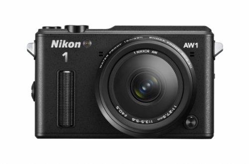 ニコン Nikon1 AW1 防水ズームレンズキット ブラック
