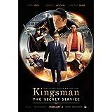 キングスマン:シークレットサービス–米国輸入映画ウォールポスター印刷-30CM X 43CM