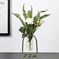 造花 枯れない花 人工観葉植物 鉢植え 北欧風 可愛い インテリア ギフト プレゼント 花束 アートフラワー シルク製造花 彼女へ お祝い お返し 父の日 母の日 誕生日 結婚式 装飾 本物そっくり 手作り 花瓶付き