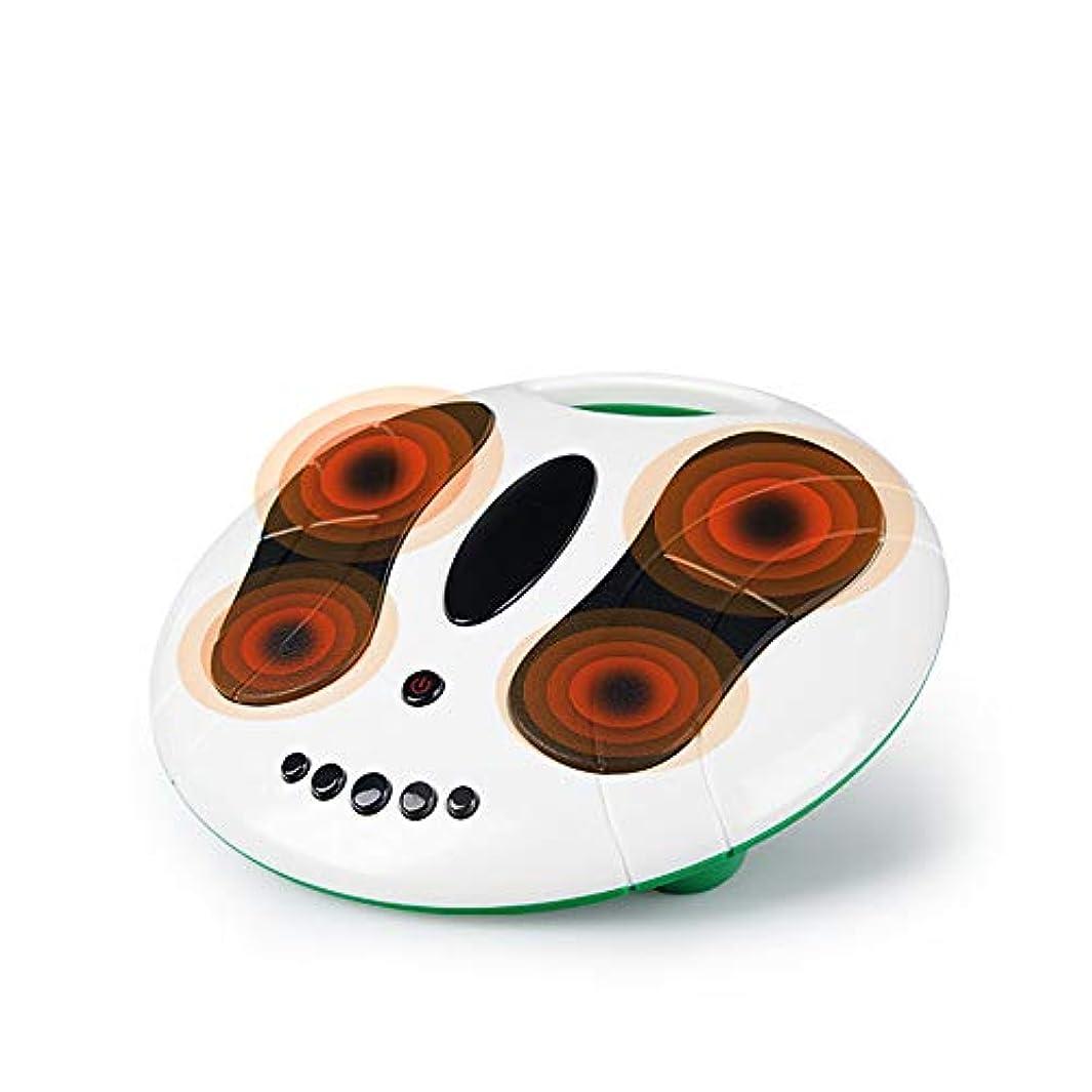 交通渋滞住人ミュウミュウフットマッサージャーツボホーム刺激マッサージャーフットマッサージャー鍼暖房理学療法機械