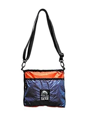 (グラナイトギア)GRANITE GEAR ハイカーサチェル 2210900100 オレンジ/ブルーベリー