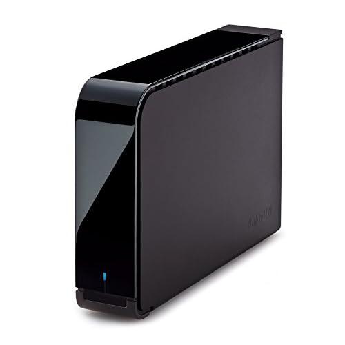 BUFFALO USB3.0 外付けハードディスク 【Wii U動作確認済み】 PC/家電対応 2TB HD-LB2.0TU3/N [フラストレーションフリーパッケージ(FFP)]