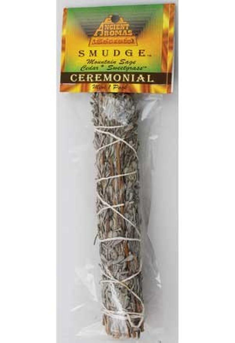 ヘッドレス千豚肉Ceremonial Smudge Stick 5