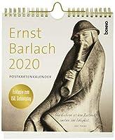 Ernst Barlach 2020: Der Postkarten-Kalender