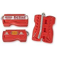 24 pack Original FatIvan-red Door Stoppers! [並行輸入品]