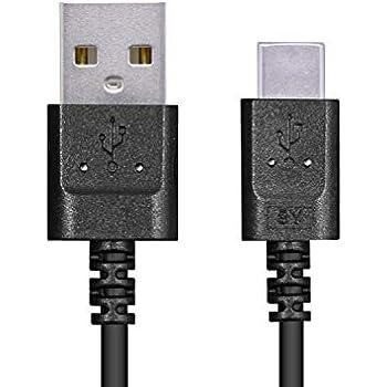 エレコム USB TYPE C ケーブル (USB A-USB C) 3A出力で超急速充電 USB2.0 正規認証品 タイプC 2.0m ブラック MPA-ACXCL20NBK