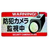 ELPA ステッカーカメラ大 朝日電器 【品番】AST-S05