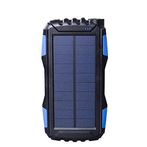 Soluser モバイルバッテリーソーラー 25000mAh...