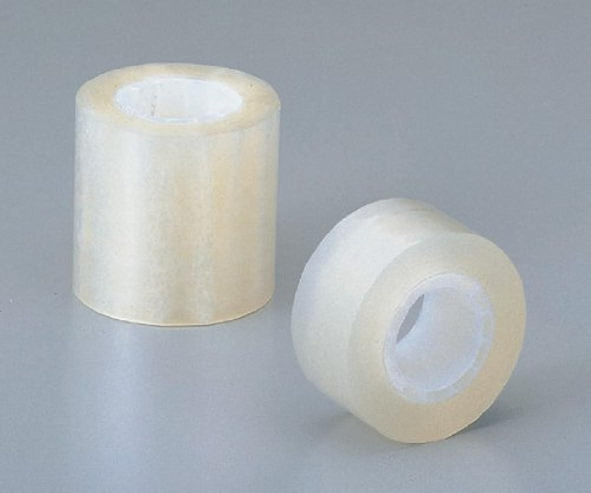 セーターゴム却下するアズワン ラボ保護テープ 透明 25mm×32.9m /5-5045-01