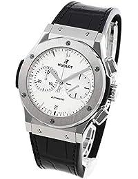 ウブロ クラシック フュージョン チタニウム オパリン クロノグラフ アリゲーターレザー 腕時計 メンズ HUBLOT 521.NX.2611.LR[並行輸入品]