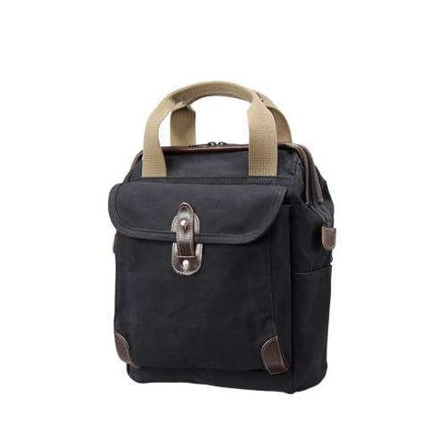 Stich-on No.52120 ダッフルセットアップショルダーシリーズ ブラック 【国産(豊岡鞄)】