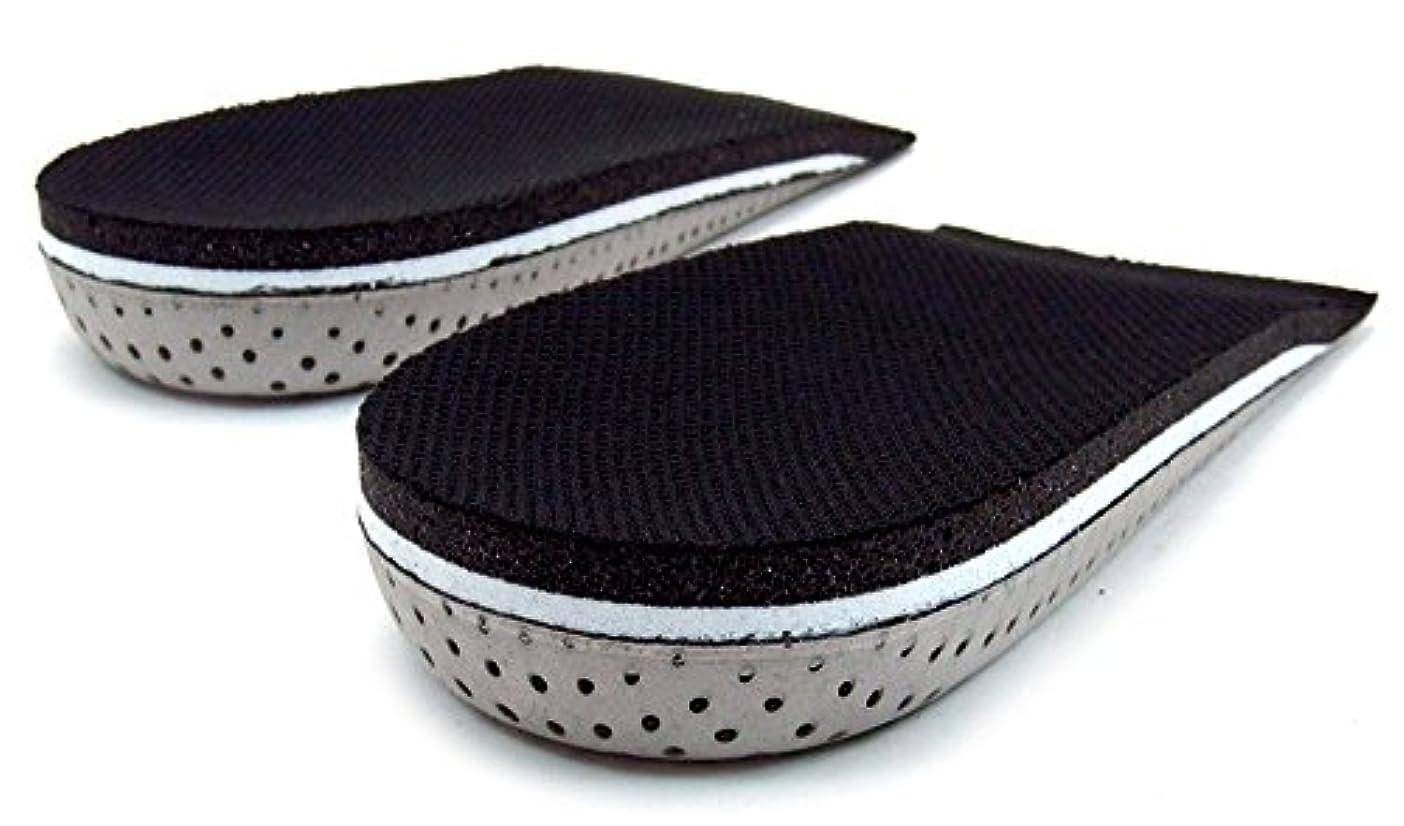 所有者マットレス対応[セレブル] (コロンブス) COLUMBUS スタイルソリューション カカトフィット&アップ 低反発クッション インヒール メンズ 男性用 3.5cm