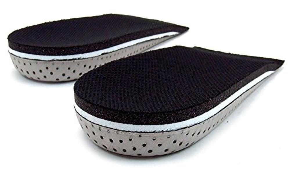 動く穏やかな大量[セレブル] (コロンブス) COLUMBUS スタイルソリューション カカトフィット&アップ 低反発クッション インヒール メンズ 男性用 3.5cm