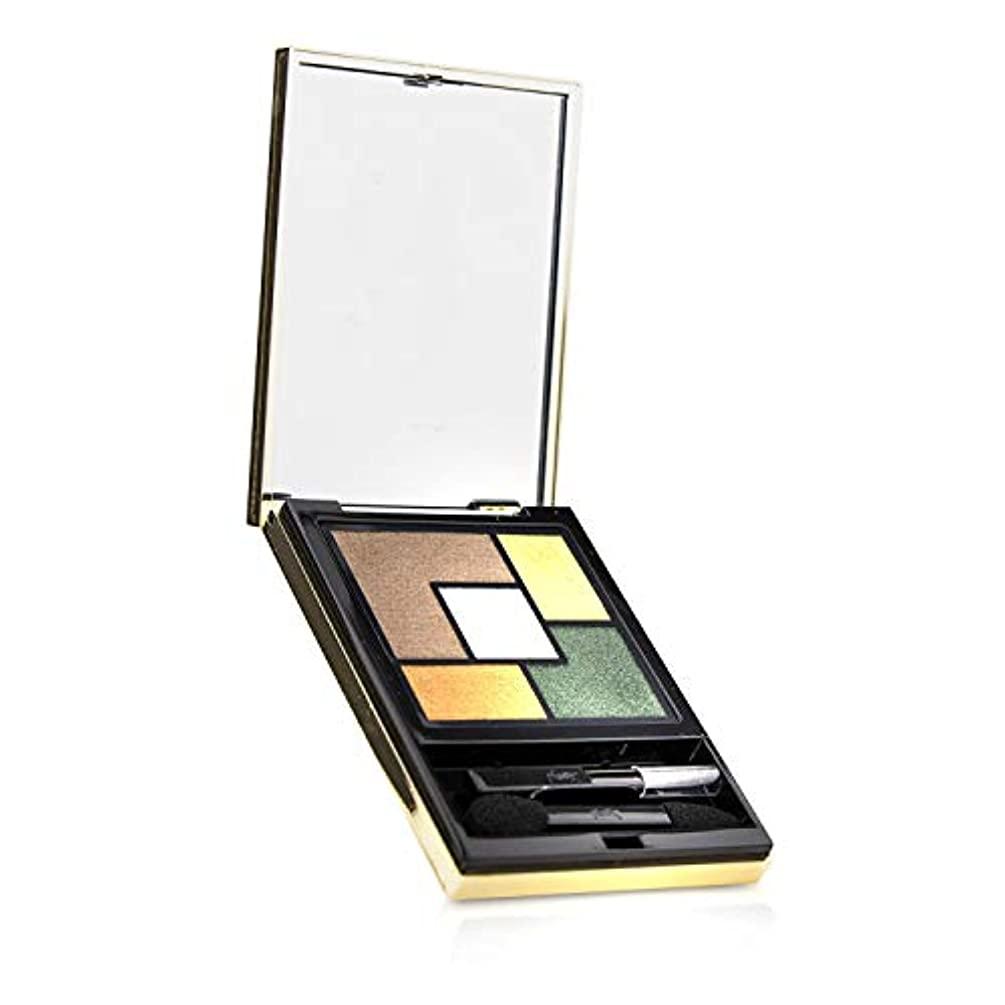 靴下むき出し凍ったイヴ?サンローラン Couture Palette (5 Color Ready To Wear) #16 (Luxuriant Haven) 5g/0.18oz並行輸入品