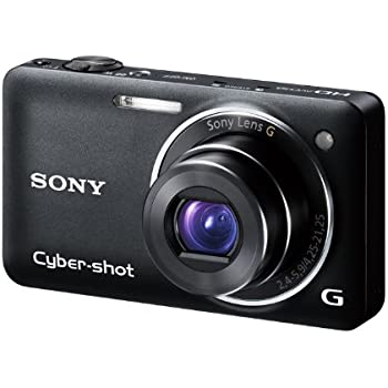ソニー SONY デジタルカメラ Cybershot WX5 (1220万画素CMOS/光学x5) ブラック DSC-WX5/B