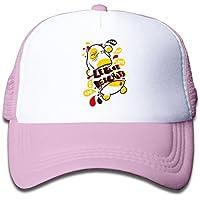 招き猫 好き 素敵 かわいい おもしろい ファッション 派手 メッシュキャップ 子ども ハット 耐久性 帽子 通学 スポーツ