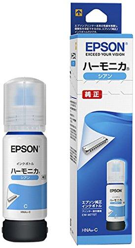 EPSON 純正 インクボトル HNA-C シアン ハーモニカ