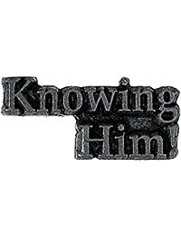 Knowing Himラペルピン