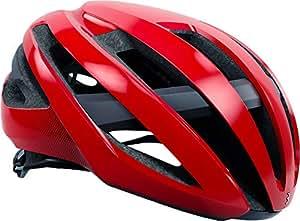BBB ヘルメット ヘルメット MAESTRO マエストロ S(52cm~55cm) グロッシーレッド BHE-09 154921