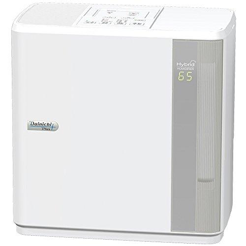 ダイニチ ハイブリッド式加湿器(木造和室14.5畳まで/プレハブ洋室24畳まで) HDシリーズ ホワイト HD-9016-W