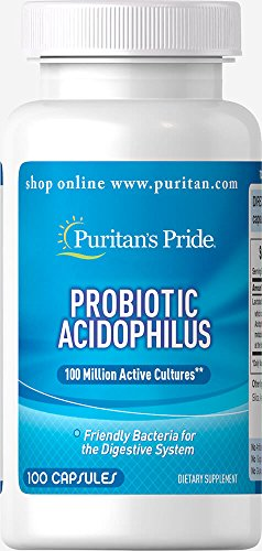 乳酸菌!アシドフィルス菌1錠に1億の乳酸菌が100錠