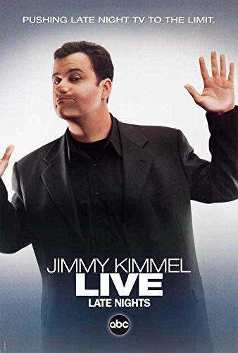 """ジミー・Kimmelライブポスター(27"""" x 40"""" )"""