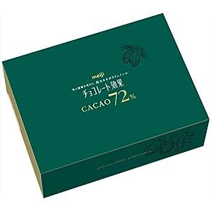 明治 チョコレート効果カカオ72% 大容量ボックス 1kg