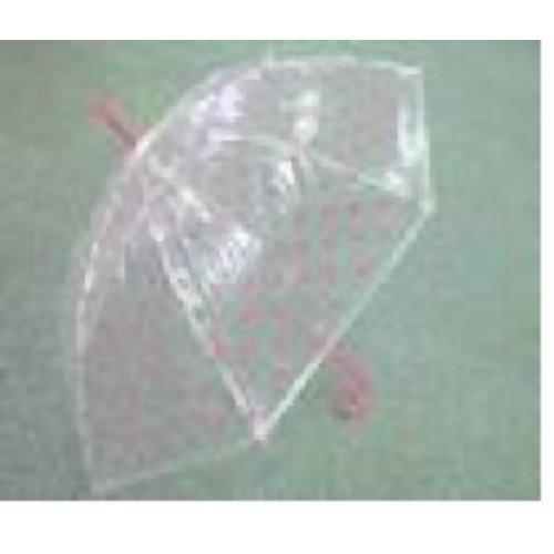 ポリエチレンジャンプ傘 55cm 水玉
