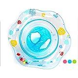 Ostulla 子供用フローティングリング便利でかわいい足が挿入された鐘水泳練習用具PVC素材安全で丈夫な水泳用プールビーチ用エイズアクセサリー装飾用おもちゃ耐荷重漏れなし 気配りの行き届いたサービス