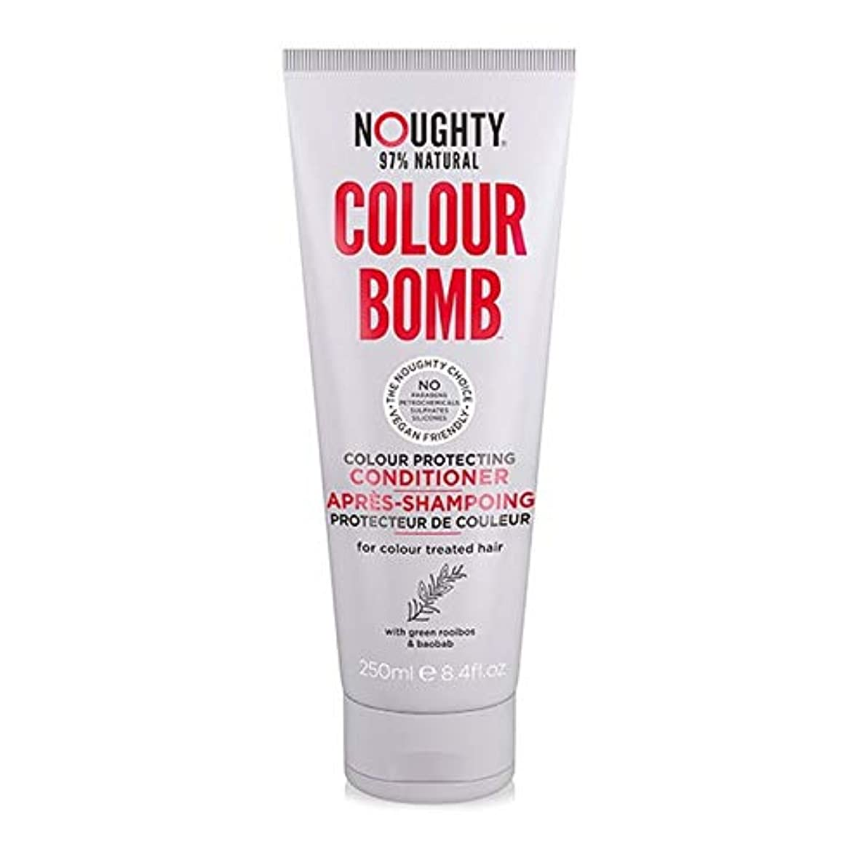 腰特許カートン[Noughty] コンディショナー250Mlを保護Noughtyカラー爆弾の色 - Noughty Colour Bomb Colour Protecting Conditioner 250ml [並行輸入品]