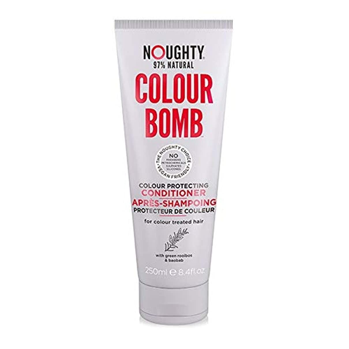 [Noughty] コンディショナー250Mlを保護Noughtyカラー爆弾の色 - Noughty Colour Bomb Colour Protecting Conditioner 250ml [並行輸入品]
