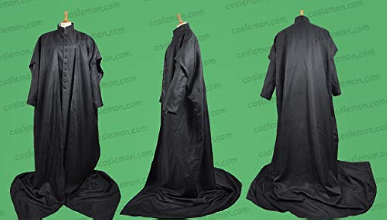 MN91 ハリー?ポッターシリーズ セブルス?スネイプ風 ●コスプレ衣装 (男性S)