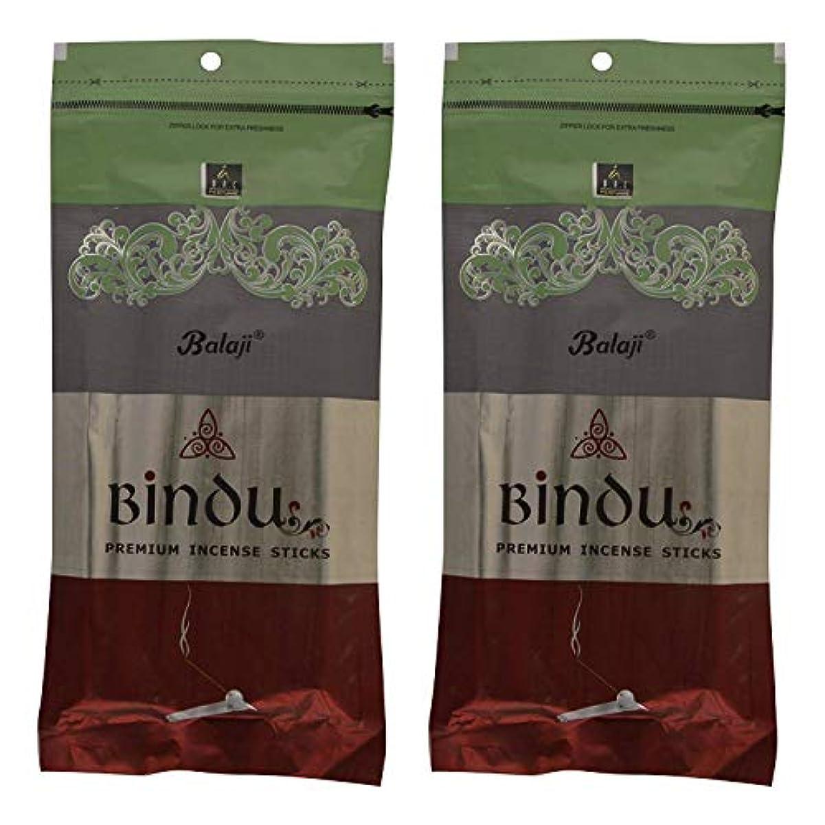 是正するコンクリート定義するBalaji Bindu Bamboo Incense Sticks (8 cm, 120 g, Black, Pack of 2)