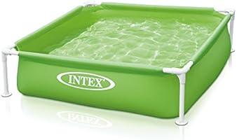 INTEX (インテックス) ミニフレームプール 122×122×30cm