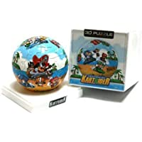 3d Puzzle - 3inch Kartrider southern sea's pirate