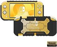 【任天堂ライセンス商品】タフプロテクター for Nintendo Switch Lite クリア✕ブラック 【Nintendo Switch Lite対応】