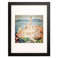 エドヴァルド・ムンク Edvard Munch 「Im Hochsommer」 額装アート作品