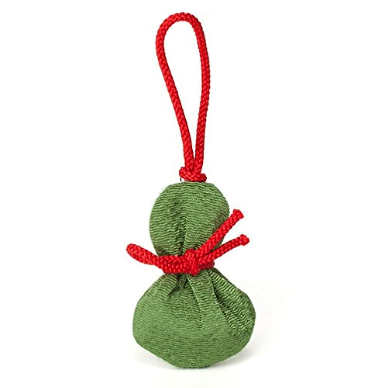 遮る処理する理想的松栄堂 匂い袋 誰が袖 ふくべ 1個入 ケースなし (柄か無地をお選びください) (無地)