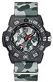 LUMINOX ルミノックス 腕時計 NAVY SEAL 3500SERIES (ネイビーシール 3500シリーズ) グレーカモフラージュ 3507.PH [並行輸入品]