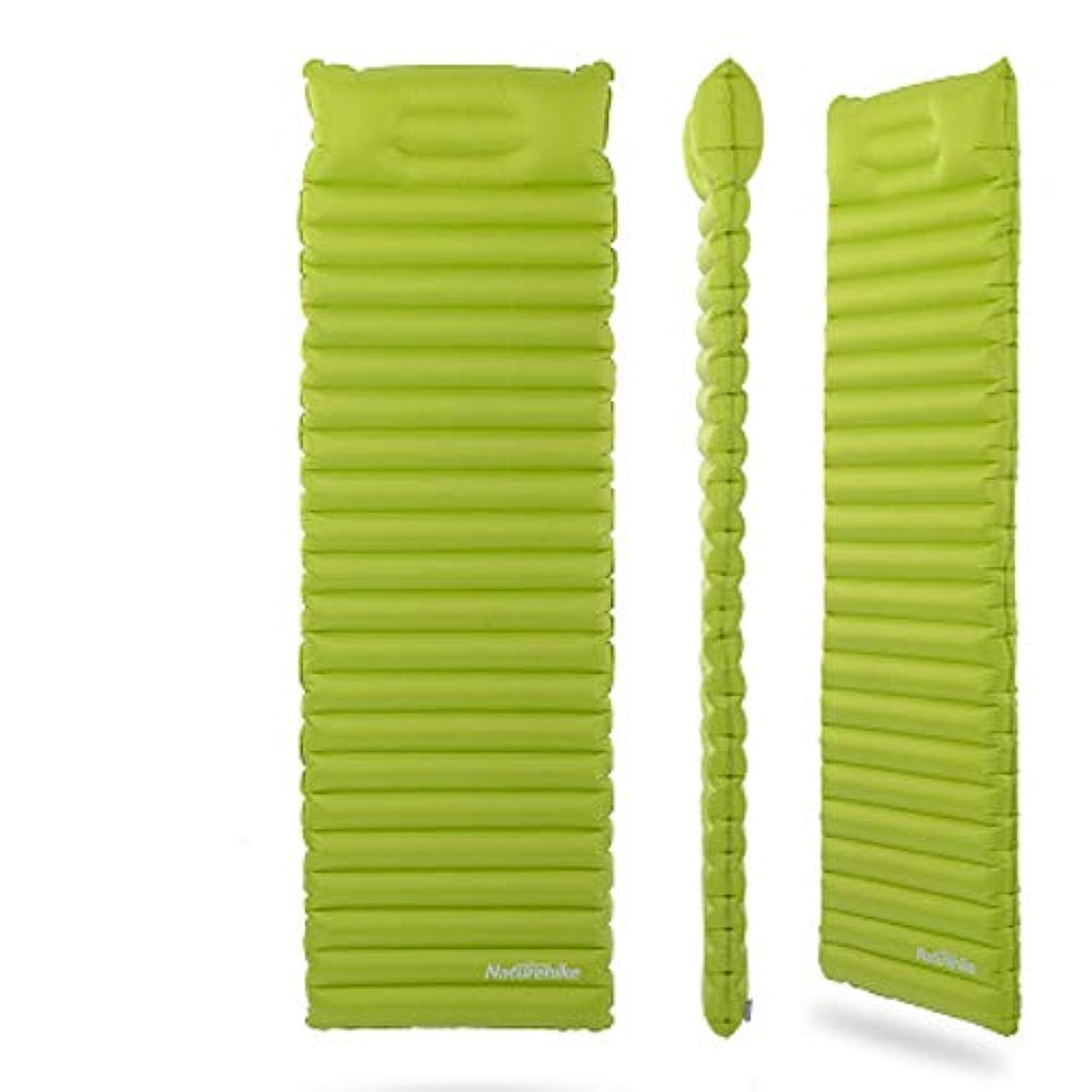 窓を洗うブルゴーニュ川高速枕革新的な睡眠パッドNH16D003-Dを用いてエアバッグを充填マットレススーパー光インフレータブル