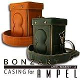 BONZART AMPEL AMPEL専用速写ケース カメラケース ボンザート アンペルケース 女子カメ (ブラウン)