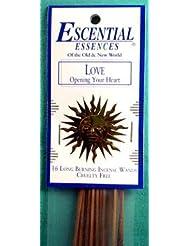 Love Escential Essences Incense Sticks