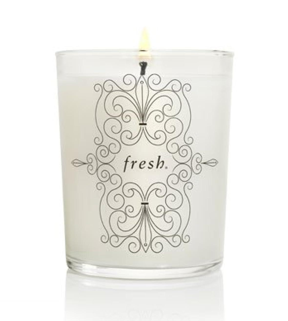 ロマンス好ましい詩Fresh CANNABIS SANTAL CANDLE (フレッシュ カナビスサンタル キャンドル) 7.5 oz (215g) by Fresh
