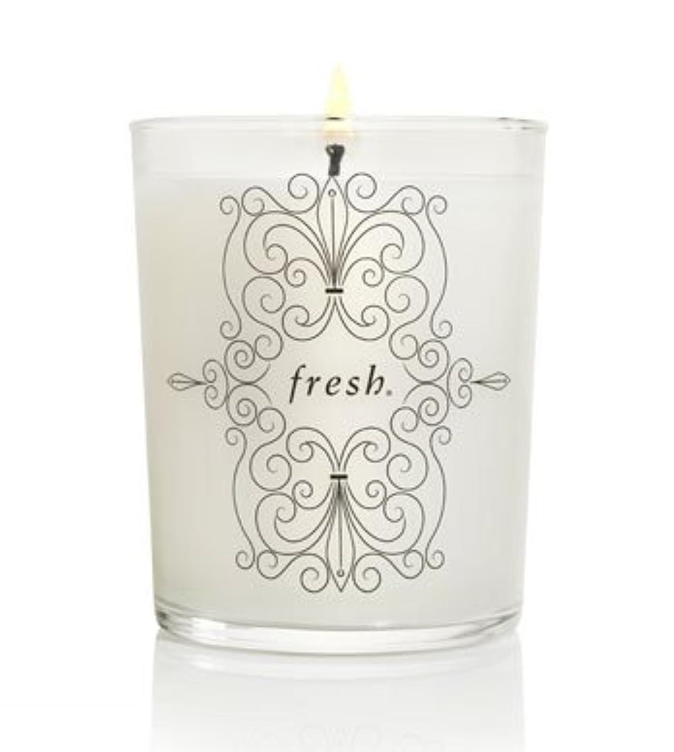 暗くする病気の感謝祭Fresh CANNABIS SANTAL CANDLE (フレッシュ カナビスサンタル キャンドル) 7.5 oz (215g) by Fresh