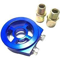 オイル ブロック サンドイッチ 油温 油圧計 センサー 汎用 センター ボルト 2種類 カラー レッド ブルー パープル カラー 各種