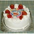 フォトケーキイチゴ 【7号 21cm バースデーケーキ 誕生日ケーキ デコ】::128