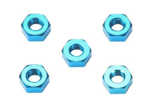 ポップアップオプションズ No.1411 OP.1411 3mmアルミナット (ブルー) 54411