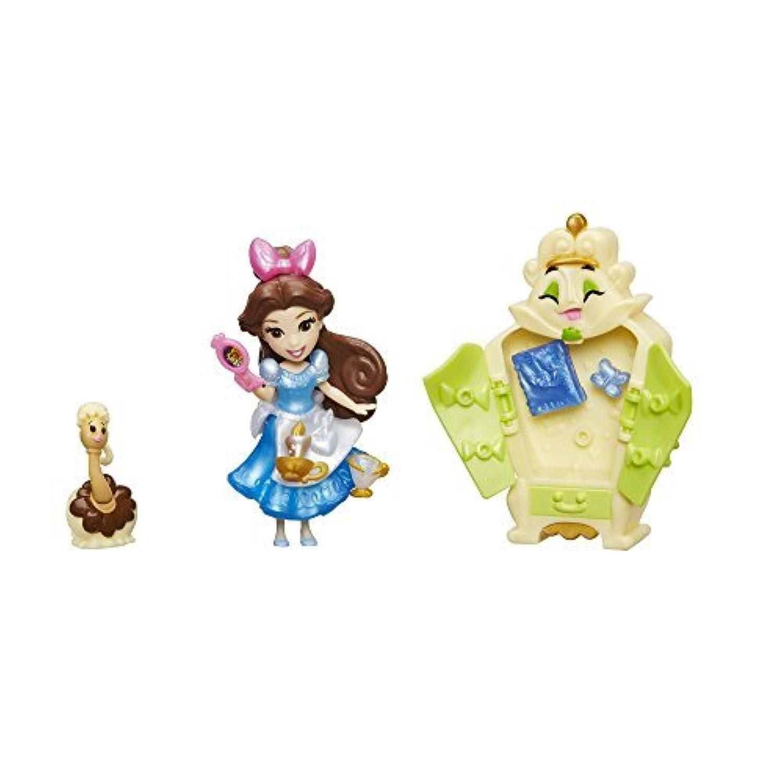 Princess Little Kingdom Belle's Charmed Wardrobe Playset [並行輸入品]