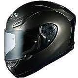 オージーケーカブト(OGK KABUTO)バイクヘルメット フルフェイス FF-5V ロイヤルガンメタ (サイズ:L)